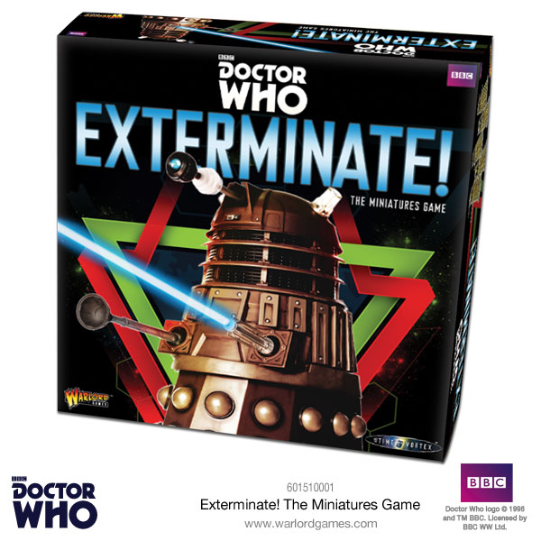 601510001 Exterminate! – In to the Time Vortex Game c low